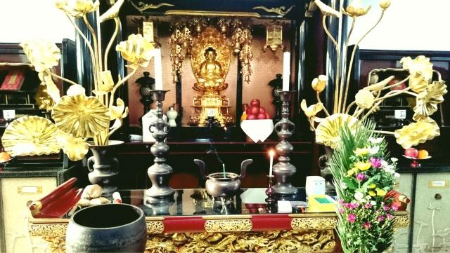 仏壇型納骨堂