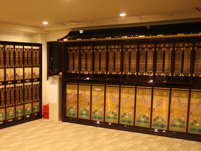 仏壇式納骨堂